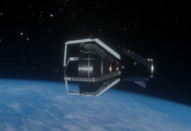 Clearspace es el robot espacial enviado para recoger basura en la galaxia