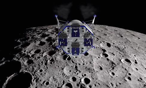 Amazon enviará a la Luna robots y astronatras