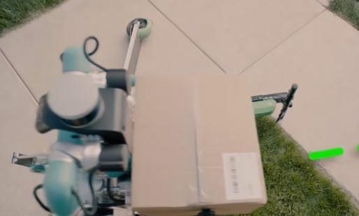 Los robots mensajeros ya están aquí