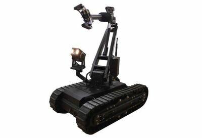 Robot explorador LT2 Bulldog Tactical Robot