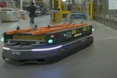 OTTO consigue 29 millones para expandir sus robots AMR