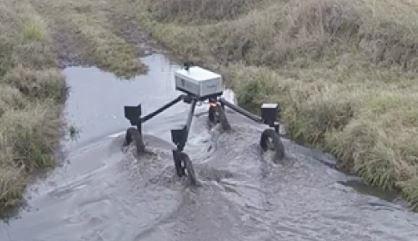 La tecnología robótica ha llegado agitando el sector agrícola
